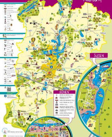 Konin-atrakcje-mapa-z-wakeparkiem